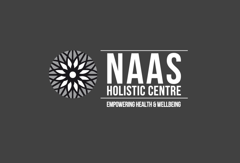 Naas Holistic Centre Logo and Branding