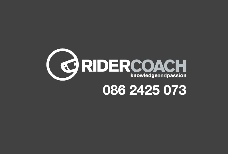 Rider Coach Logo and Branding