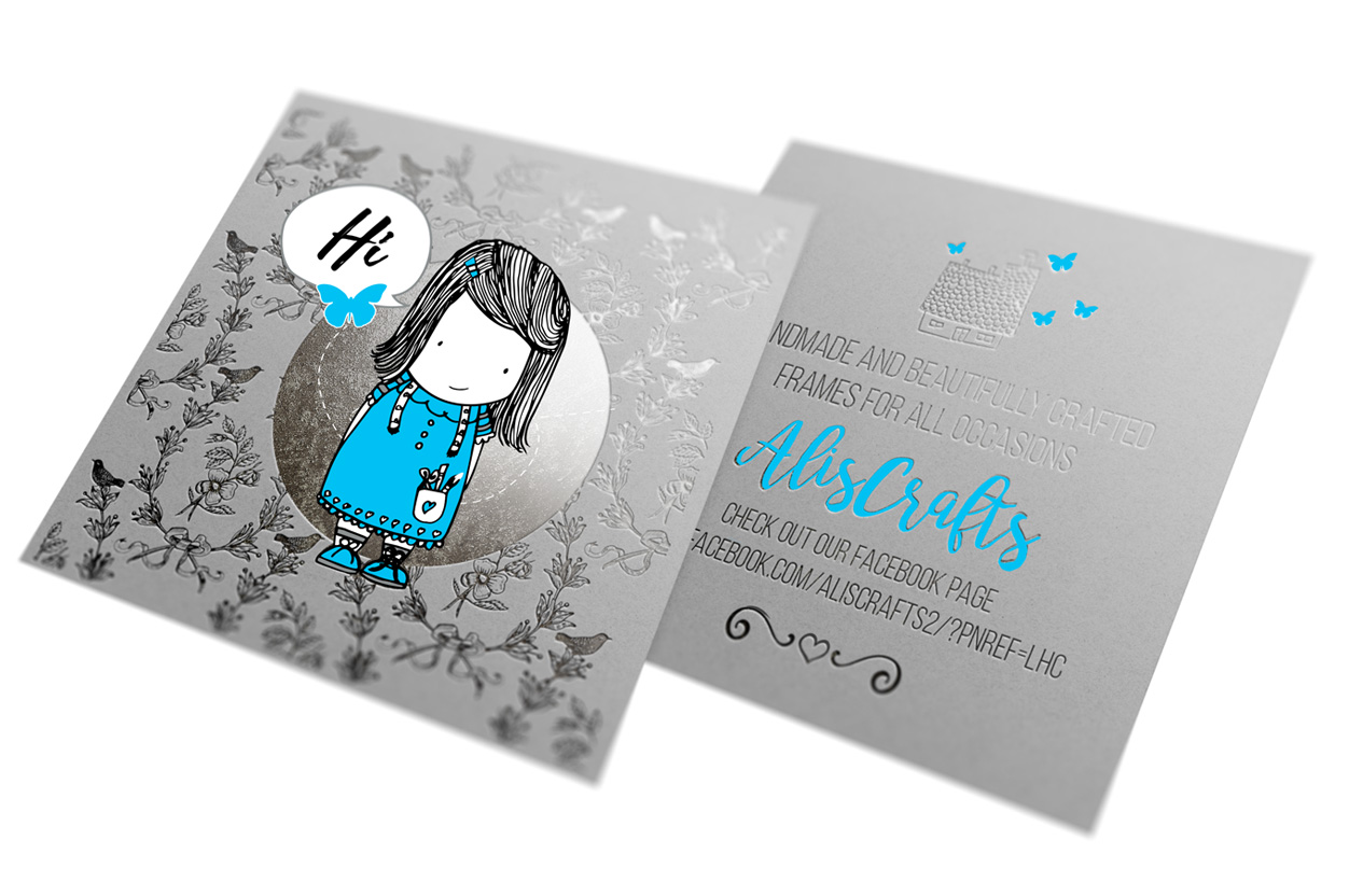 Alis Craft Branding & Identity Design