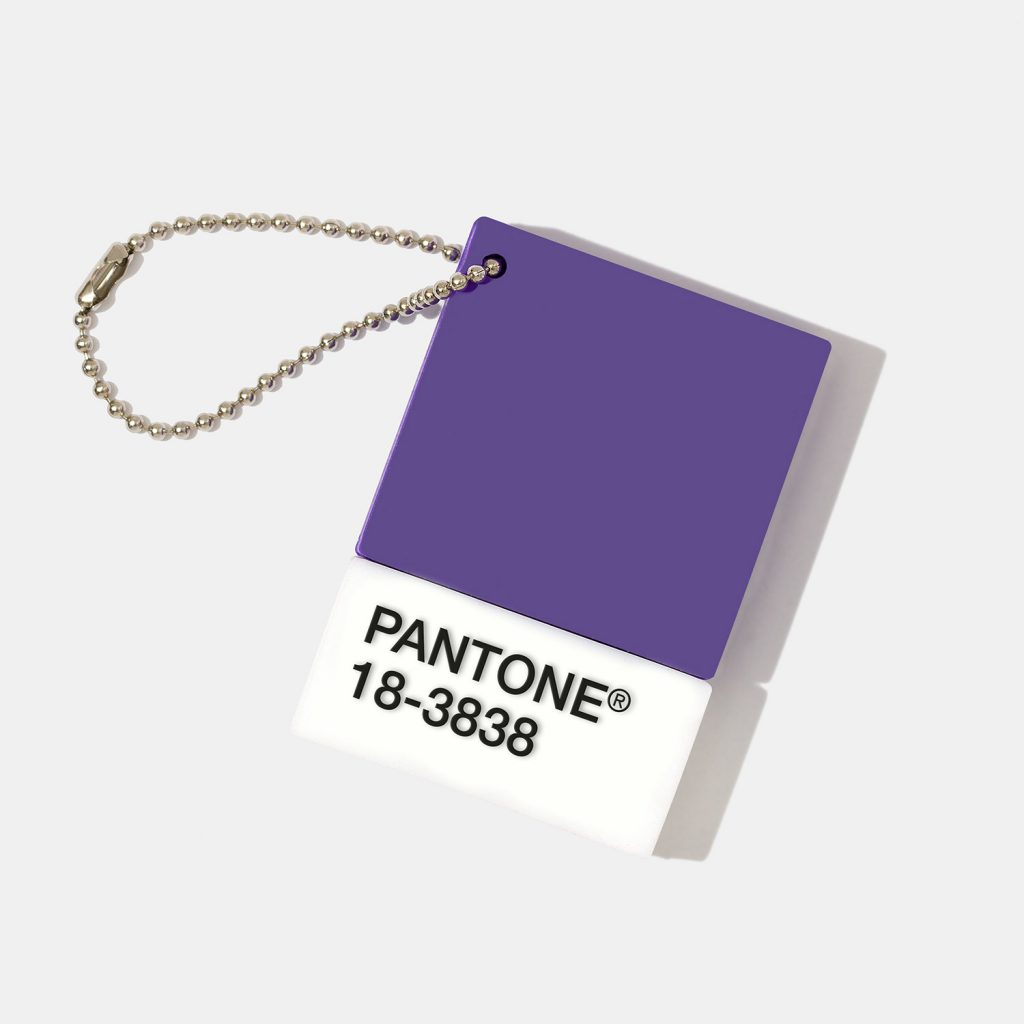 Ultra Violet Pantone Storage Chip